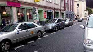 Taksówka na Podhalu