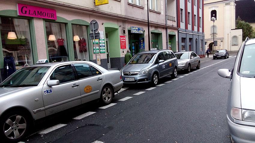 Taksówka naPodhalu